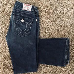 True Religion women's jeans size 27.